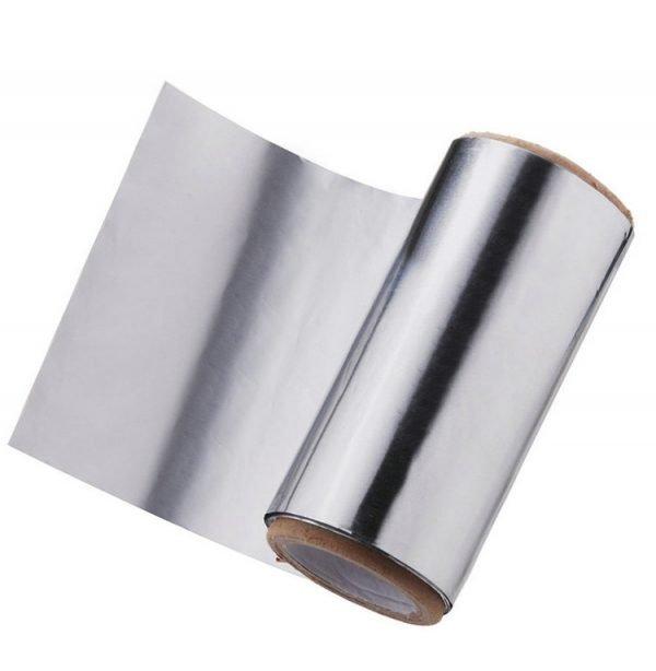 Алюминиевая фольга для ремонта шифера