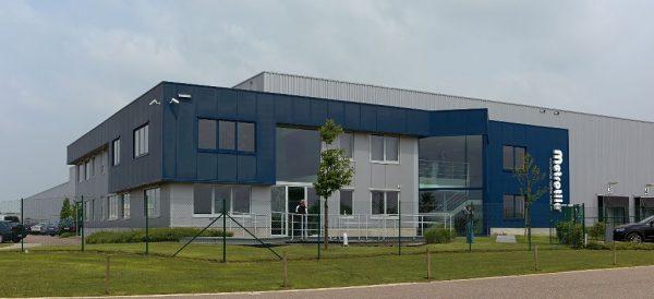 Завод Metrotile Europe