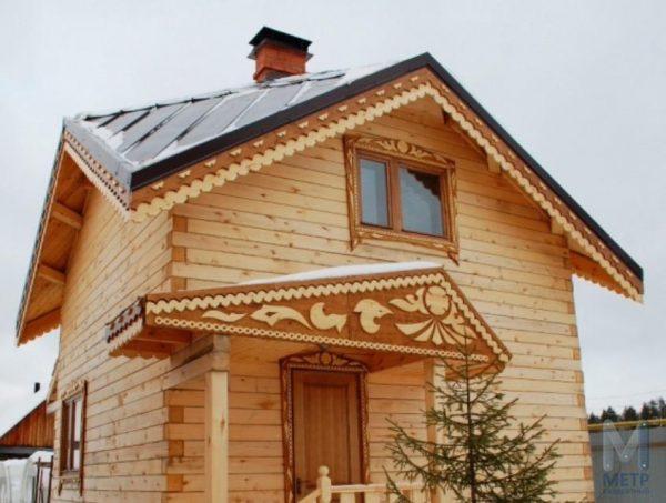 Бубновая крыша