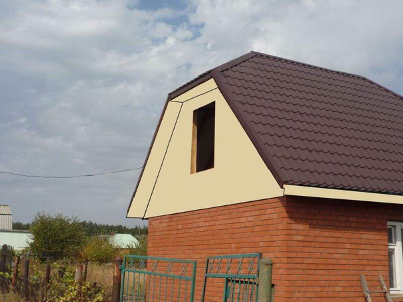 фото фронтонных крыш зеве очень