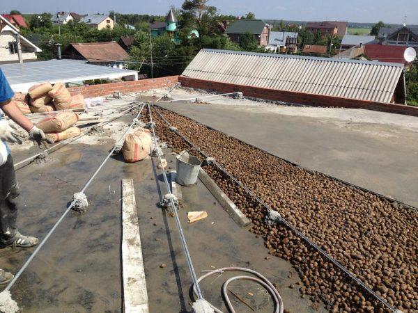 Меры безопасности при работе с наплавляемыми материалами
