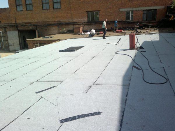 Капитальный ремонт всей крыши