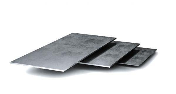 Лист металла для водосточной трубы