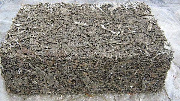 Цемент с опилками