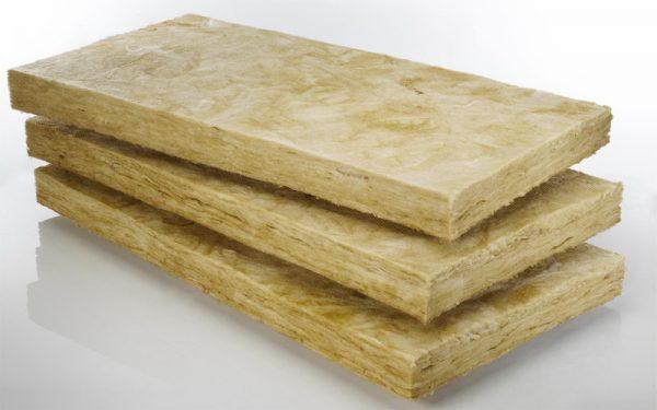 Минераловатные теплоизоляционные плиты