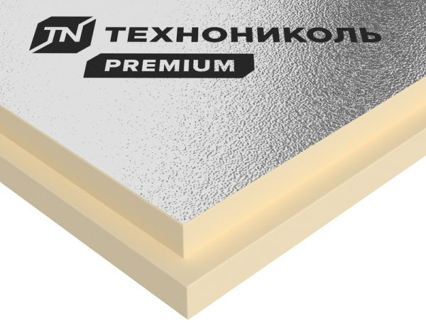 Теплоизоляционные плиты «PIR Технониколь»