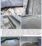 Виды повреждения плоских крыш