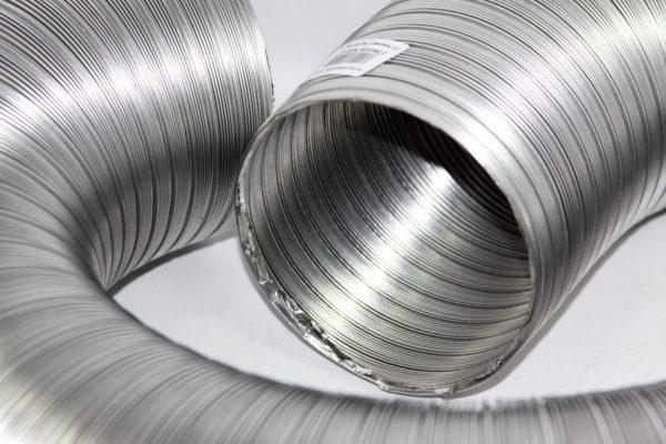 Алюминиевая гофротруба