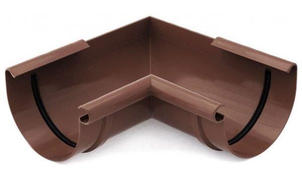 Наружная соединительная муфта для отлива крыши
