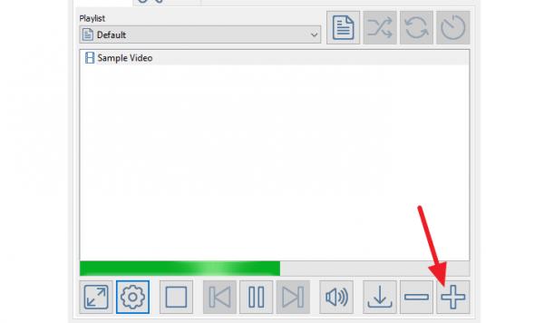 Окно добавления новых обоев в плей-лист программы PUSH Video Wallpaper