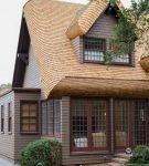 Многощипцовая крыша для дачи