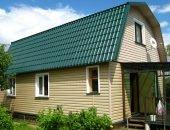 Крыша дачного дома