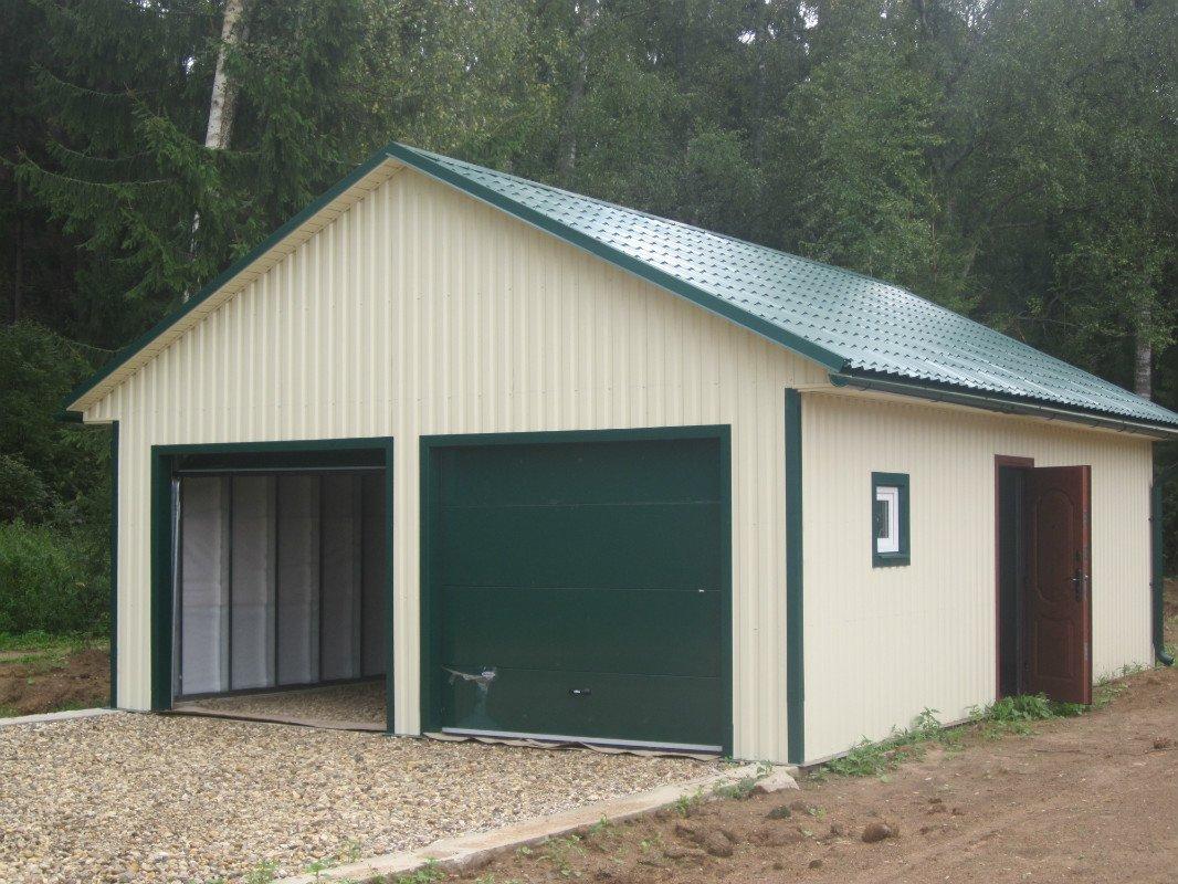 Чем покрыть крышу металлический гараж гараж в волжском районе купить
