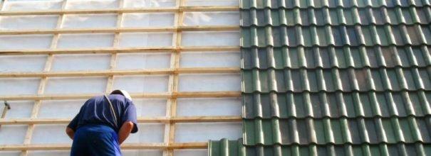замена крыши