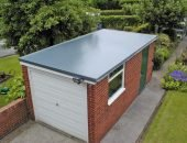 Как поднять крышу гаража