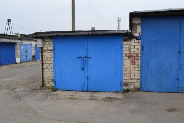 Поднятие крыши в гараже с общей стеной