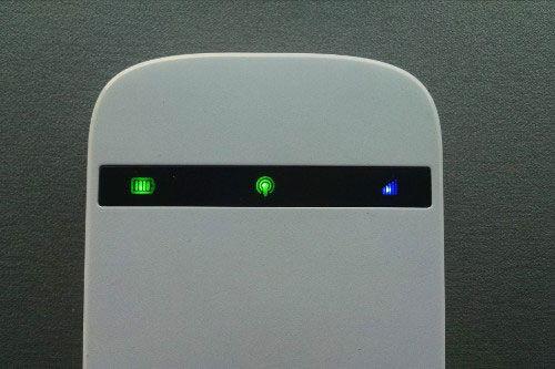 Работа роутера ZTE MF90+ в сети 4G