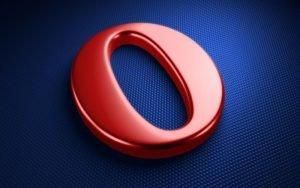 Значок браузера Opera