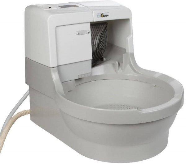 Автоматический туалет для кошки