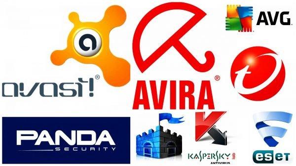 Популярные антивирусные программы