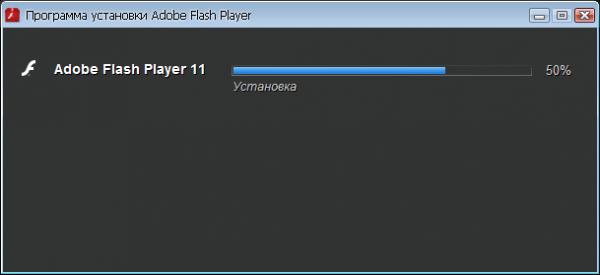 Загрузка и установка Adobe Flash Player