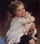 Картина Эмиля Мюньера «Лучшие друзья»