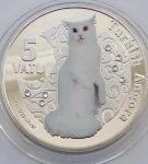 Монета Вануату