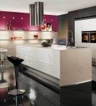 Кухня в стиле авангард