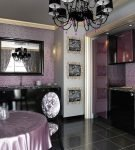 Кухонный интерьер в стиле ар-деко