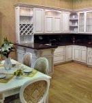 Версальский стиль в кухне