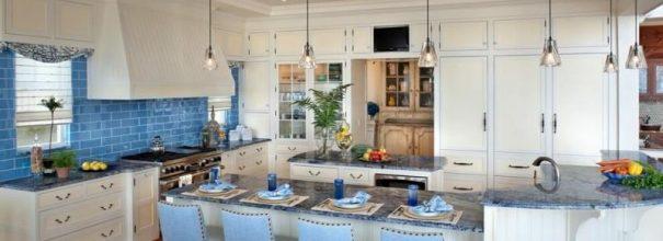 кухня в средиземноморском стиле