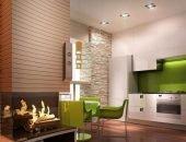 Необычные стили кухонного интерьера — смелые, строгие и технологичные, но их часто смягчают яркими и тёплыми акцентами.
