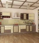 Японская кухня в духе минимализма