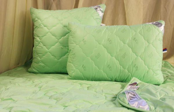Чехол для бамбуковой подушки