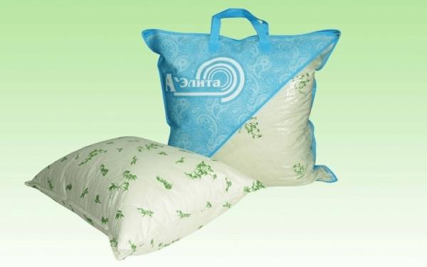 Бамбуковая подушка «Аэлита»