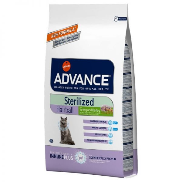 Advance Affinity Cat Sterilized Hairbal