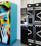 Холодильник как арт-объект