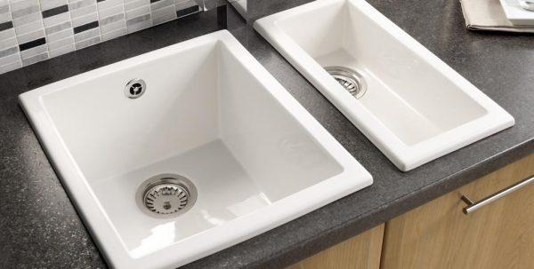 Кухонные мойки разной глубины