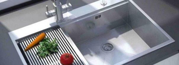 Кухонная мойка с возможностью изменения длины