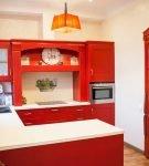 Холодильник в виде телефонной будки