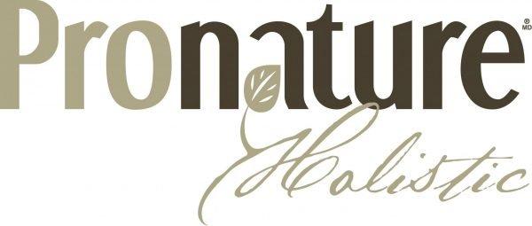 Логотип компании и линейки кормов Pronature Holistic