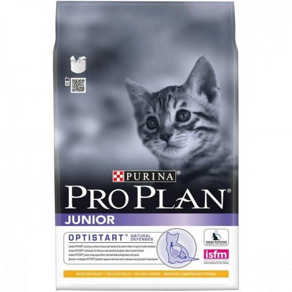 Purina Pro Plan для котят