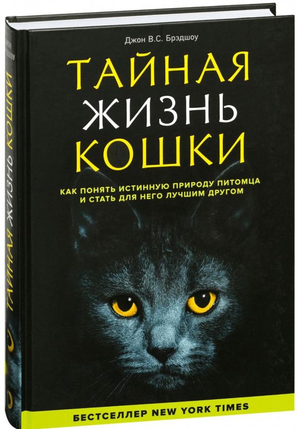 Книга «Тайная жизнь кошки»