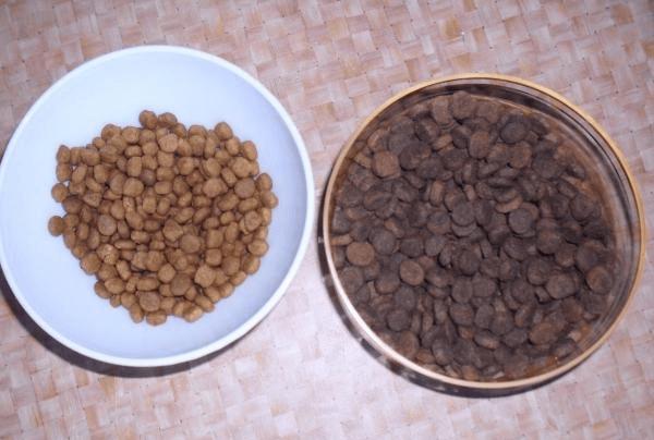 Сравнение гранул