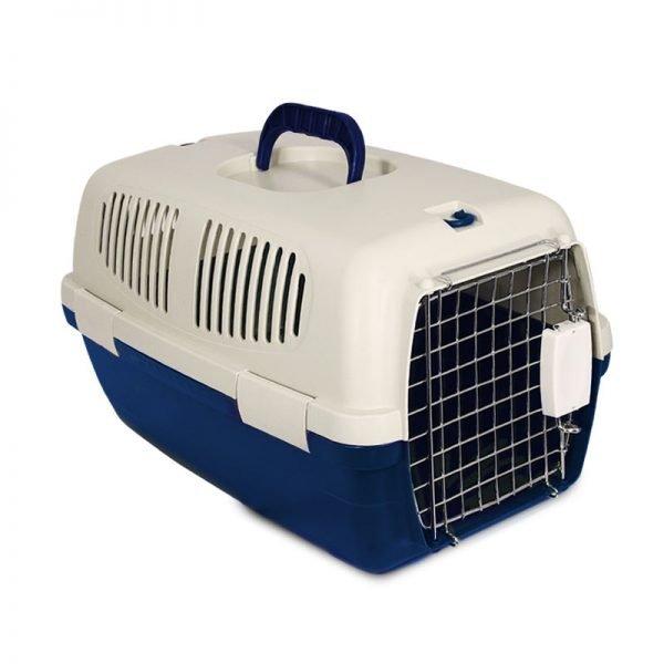 Пластиковая переноска для кошек