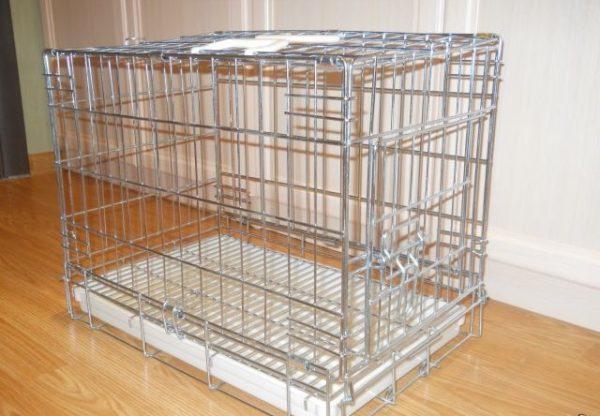 Клетка-переноска для домашних животных
