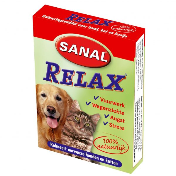 Sanal Relax Anti Stress