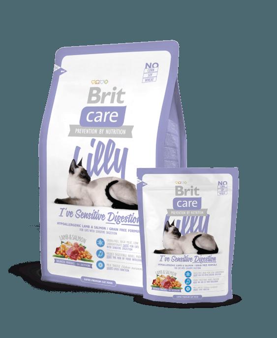 Сухой корм Brit