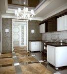 Эксклюзивное оформление кухонного пространства