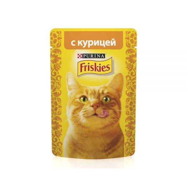 Влажный корм для взрослых кошек